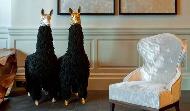 Radisson London – Llamas