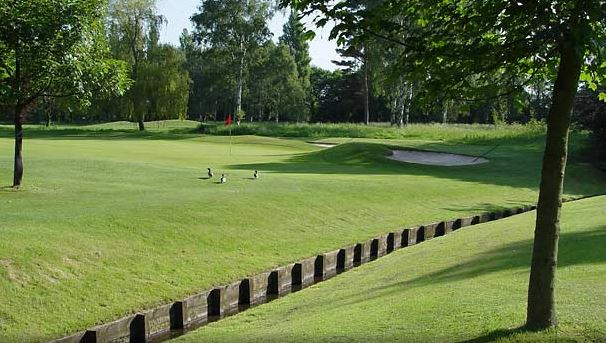 York Marriot – Golf