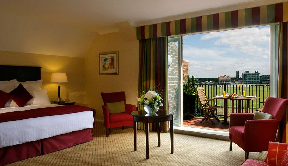 York Marriot – Room1
