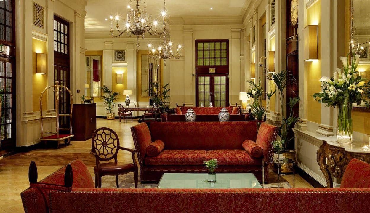 Bloomsbury – Lobby