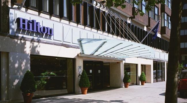 Hilton Olympia – Ext