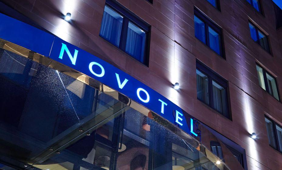 Novotel – Ext