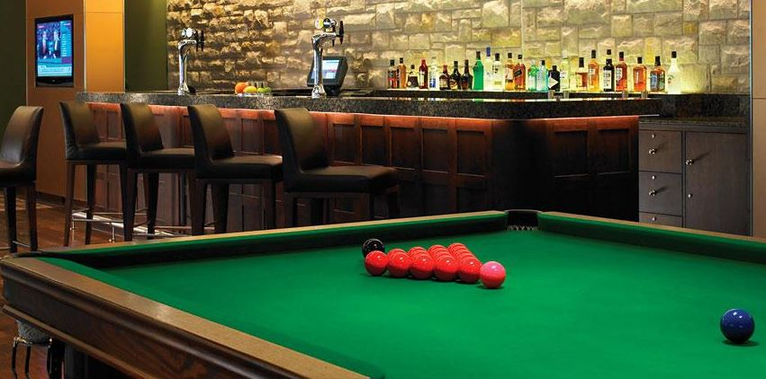 Fairmont St Andrews – Snooker