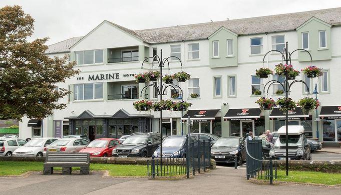 Marine Hotel – Ext