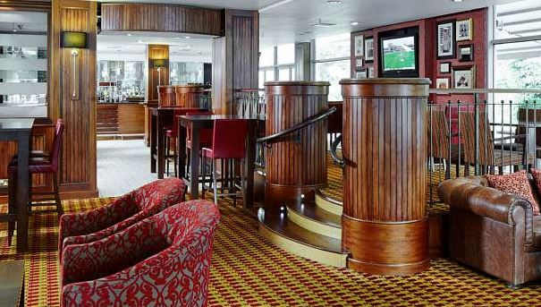 Marriott Edinburgh – Bar