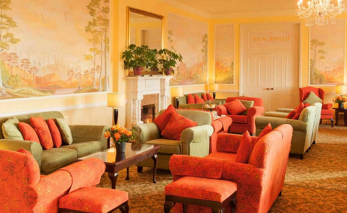 Inn at Dromoland – Lounge2