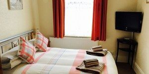 Double Guest room at Friars Rest Guesthouse in York