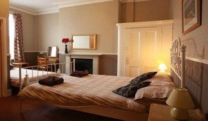 guestroom in Saxon House in York