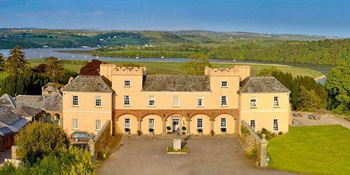 1-Pentillie-Castle-Outside