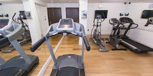 Gym at Park Grand Hotel London Heathrow
