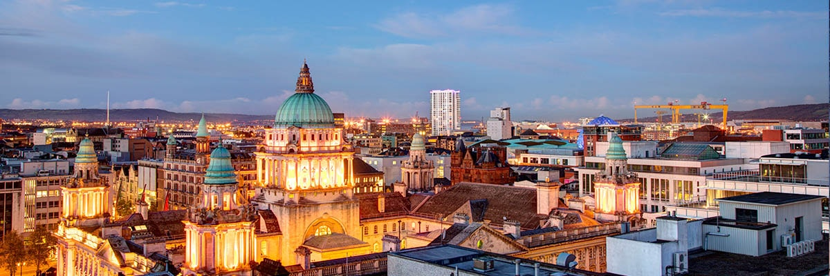 Belfast City, Northern Ireland