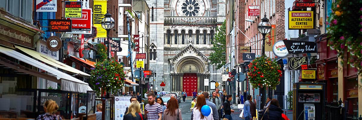 Dublin City, Ireland
