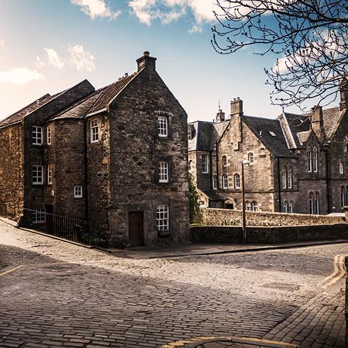 Haunted History of Edinburgh