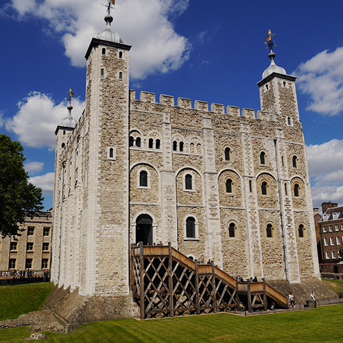 13 Ghosts of the Tower of London