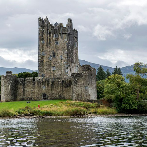 Haunted Castles of Ireland
