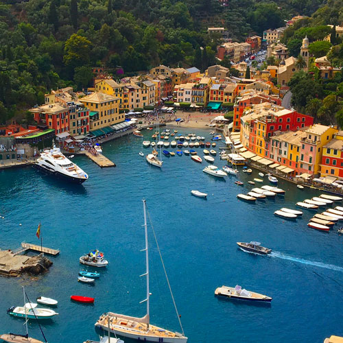 5 of the Most Photogenic Towns along the Italian Coast