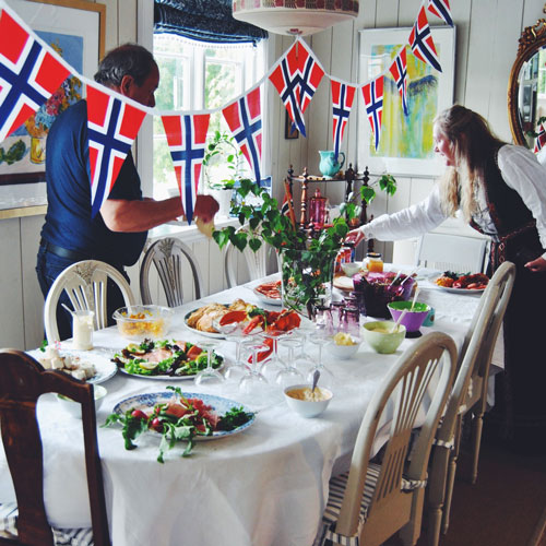 Authentic Norwegian Food:  Eat Like a Local