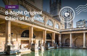 8-Night Original Cities of England