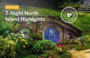 7-Night North Island Highlights