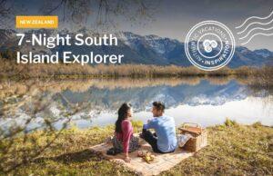 7-Night South Island Explorer