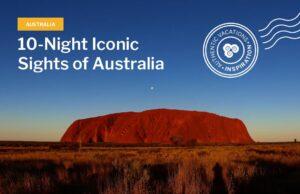 10-Night Iconic Sights of Australia