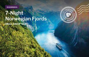 7-Night Norwegian Fjords