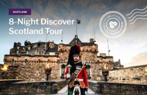 8-Night Discover Scotland Tour