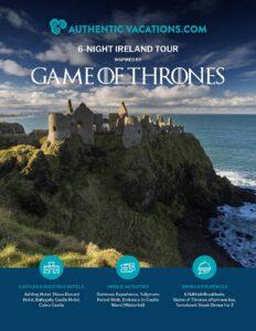 Ireland Game of Thrones Tour