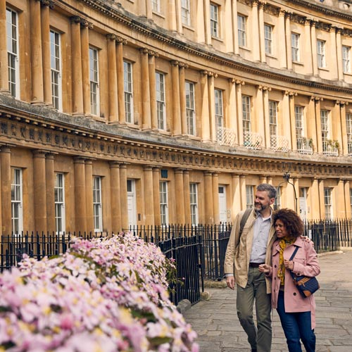 The Fascinating History of Bath England