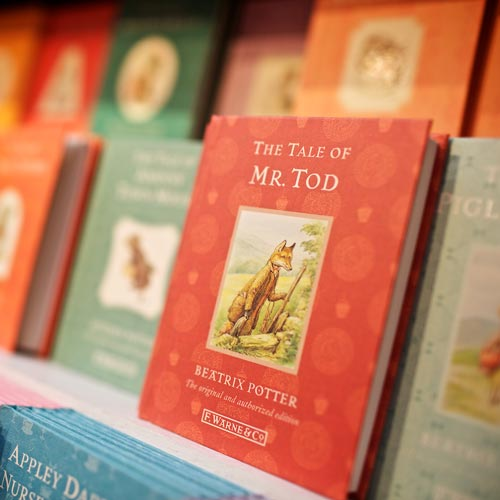 Beatrix Potter and other writers of the Lake District