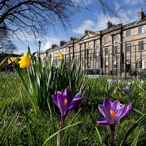 Edinburgh Old Town Vs. New Town