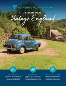 5-Night Vintage England