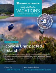 Iconic & Unexpected Ireland – Private Group Tour