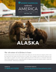 Authentic America – Alaska