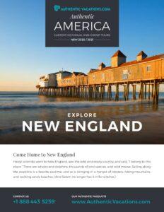 Authentic America – New England