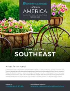 Authentic America – Southeast