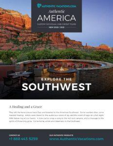 Authentic America – Southwest