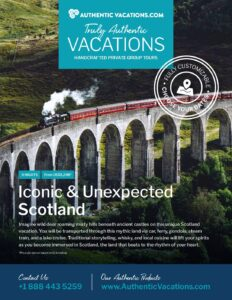 Iconic & Unexpected Scotland – Private Group Tour