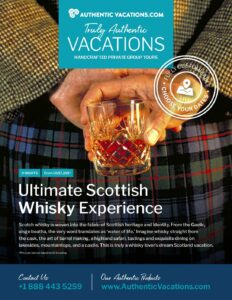 Ultimate Scottish Whisky Experience – Private Group Tour
