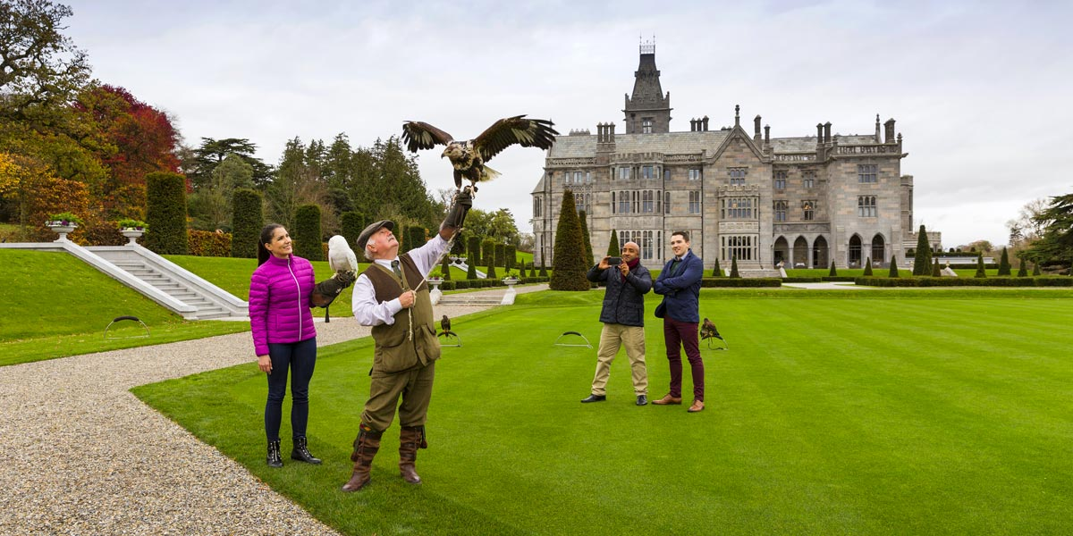 HOTEL & GOLF MANOR, IRELAND