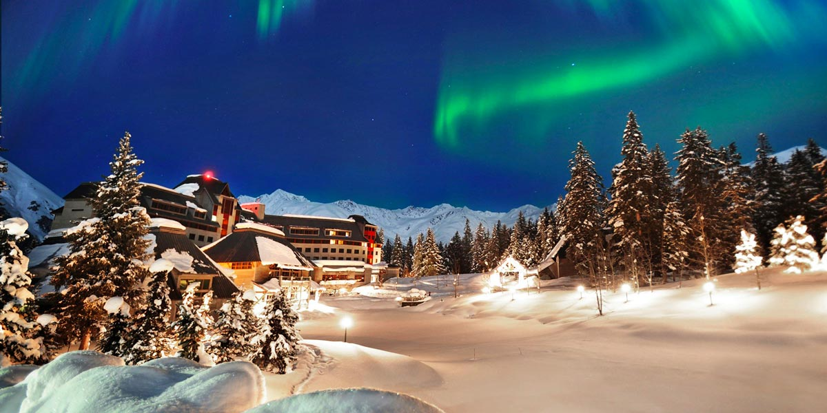 RESORT, ALASKA, USA