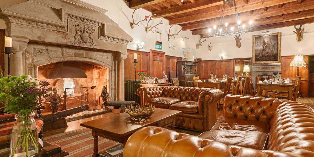 CASTLE HOTEL, SCOTLAND