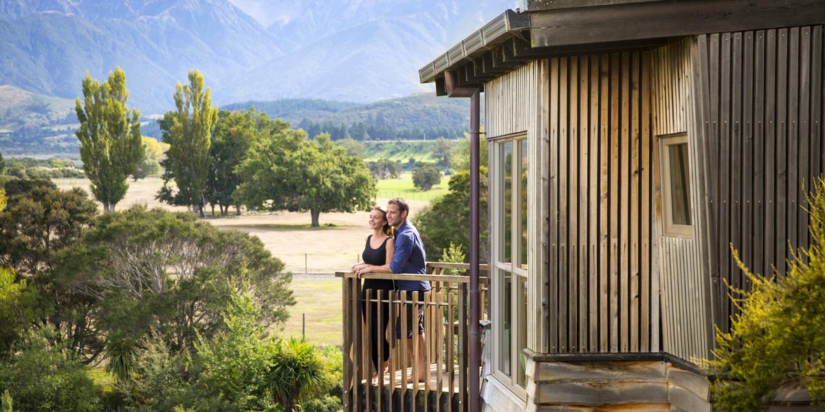 SERENE CABINS, NEW ZEALAND