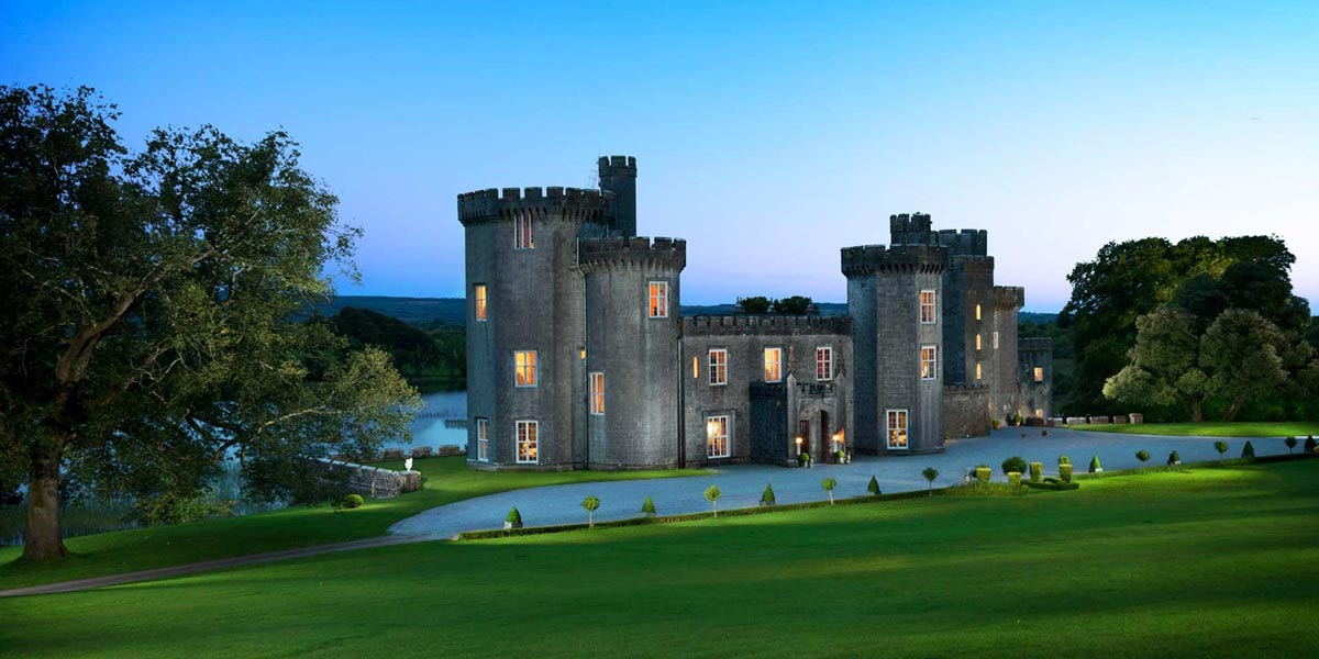 EXCLUSIVE CASTLE, IRELAND