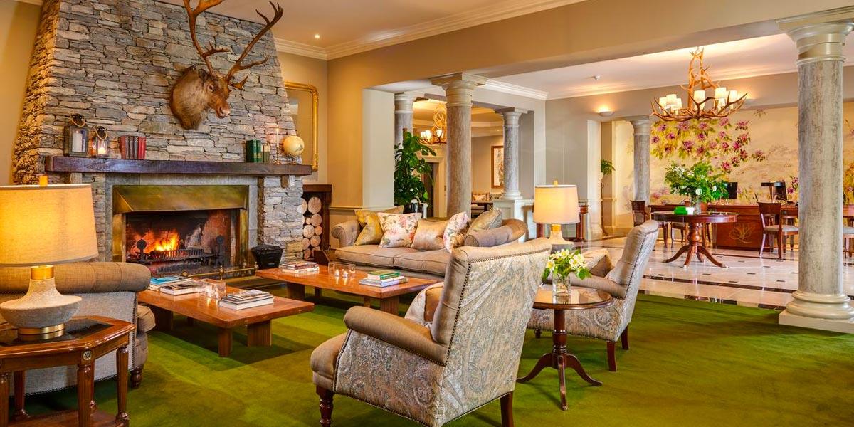 EXCEPTIONAL HOTEL, IRELAND