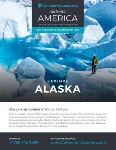 Fall & Winter – Alaska