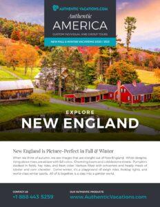 Fall & Winter – New England
