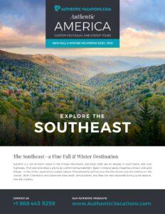 Fall & Winter – Southeast
