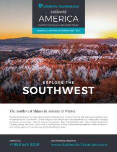 Fall & Winter – Southwest