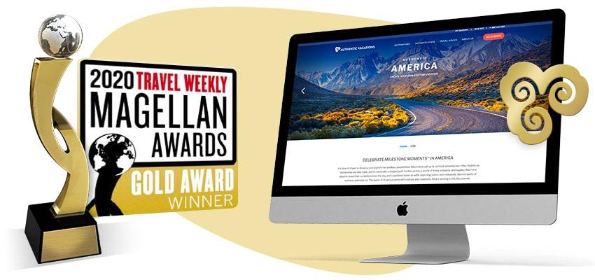 Magellan Gold Award Winner